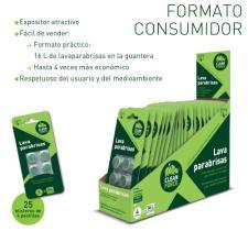 Auxol 4301 - Blister pastilla lavaparabrisas